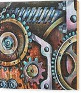 ' Harmony 8' Wood Print
