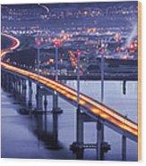 Kessock Bridge Inverness Wood Print