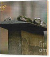 Kroke - Bejsojlem Remu. .featured 6 Times  Wood Print
