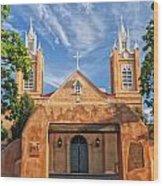 San Filipe De Neri Wood Print