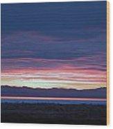 Sunrise 2 Wood Print