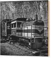 Susquehanna Wood Print
