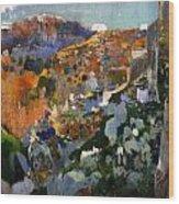 The Jewel Laleixar 1910 Wood Print