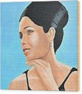 0003 Elnora Wood Print