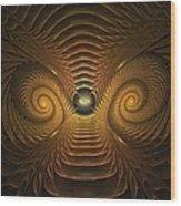 0003 Wood Print