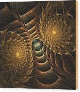 0005 Wood Print