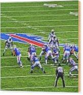0013 Buffalo Bills Vs Jets 30dec12 Wood Print