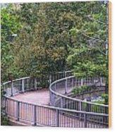 0016 Hoyt Lake Autumn 2013 Wood Print