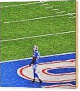 002 Buffalo Bills Vs Jets 30dec12 Wood Print