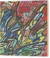 0020 Palette Wood Print