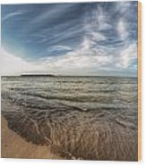 003 Presque Isle State Park Series Wood Print
