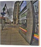 0031 Buffalo Niagara Visitor Center Wood Print