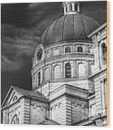 0039 The Basilica Of St. Josaphat Wood Print