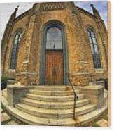 004 Westminster Presbyterian Church Wood Print