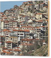 0074534 - Arachova Wood Print