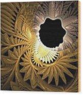 0075 Wood Print