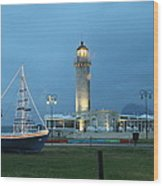 0079373 - Patras Wood Print