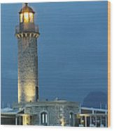 0079378 - Patras Wood Print