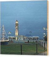 0079379 - Patras Wood Print