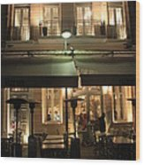0096507 - Athens Wood Print