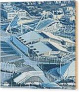 0097927 - Athens - Olympic Stadium Wood Print