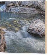 0143 Marble Canyon   Wood Print