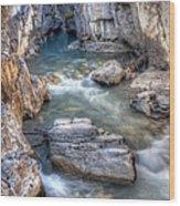 0144 Marble Canyon 2 Wood Print
