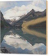 0183 Lake Louise Wood Print