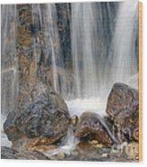 0203 Tangle Creek Falls 4 Wood Print