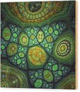 0251 Wood Print