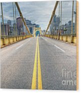 0306 Pittsburgh 9 Wood Print