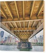 0309 Pittsburgh 4 Wood Print by Steve Sturgill