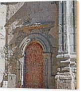0328 Mission At San Juan Capistrano Wood Print
