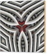 0333 Wood Print