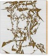 045-13 Wood Print