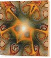 0459 Wood Print