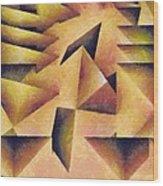 0476 Wood Print