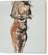 04830 Patieince Wood Print