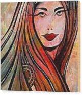 051-13 Wood Print