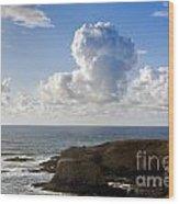 0514 Yaquina Lighthouse Wood Print