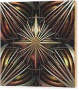 0530 Wood Print