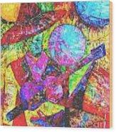 054-13 Wood Print