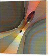 0541 Wood Print