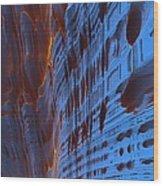 0546 Wood Print