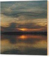 061010-1 Wood Print