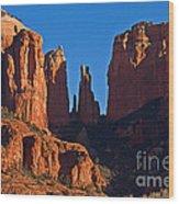 0638 Sedona Arizona Wood Print