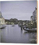 0696 Venice Italy Wood Print