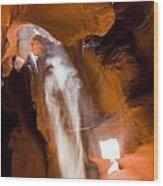 0692 Antelope Canyon Wood Print