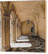 0758 Doge Palace - Venice Italy Wood Print