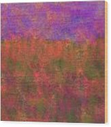 0867 Abstract Thought Wood Print